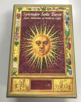 Splendor Solis Tarot - package i