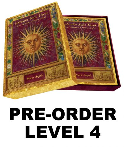 Splendor Solis Tarot - Level 4