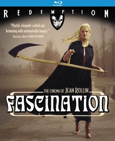 Fascination (Blu-ray)