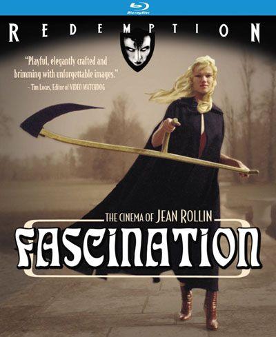 Fascination (Blu-ray)