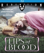 Lips of Blood (Blu-ray)