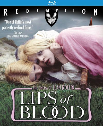 Lips of Blood (Blu-ray)