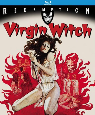 Virgin Witch (Blu-ray)