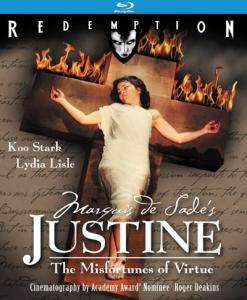 Marquis de Sade's Justine (Blu-ray)