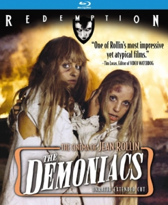 Demoniacs, The (Blu-ray)
