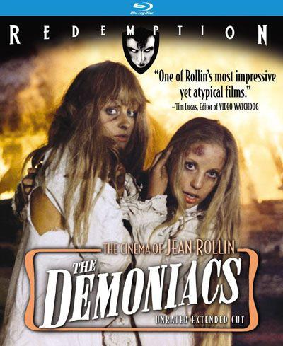Demoniacs, The (Blu-ray)