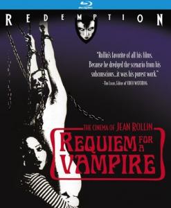 Requiem for a Vampire (Blu-ray)