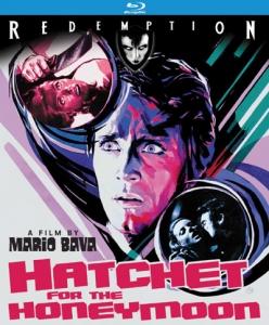 Hatchet for the Honeymoon (Blu-ray)