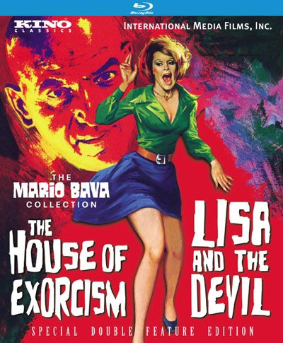 Lisa and the Devil (Blu-ray)