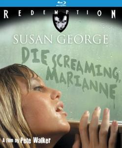 Die Screaming, Marianne (Blu-ray)