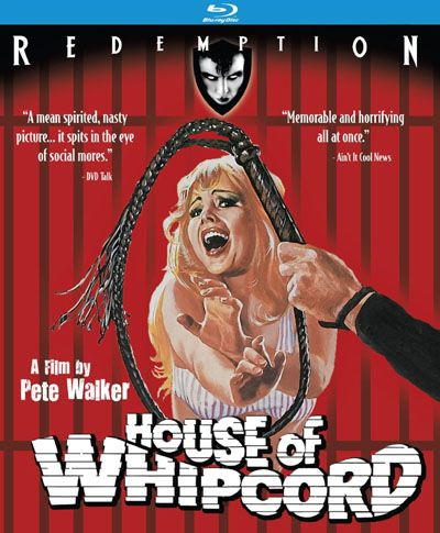 House of Whipcord (Blu-ray)