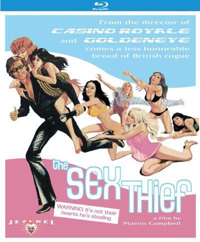 Sex Thief, The (Blu-ray)