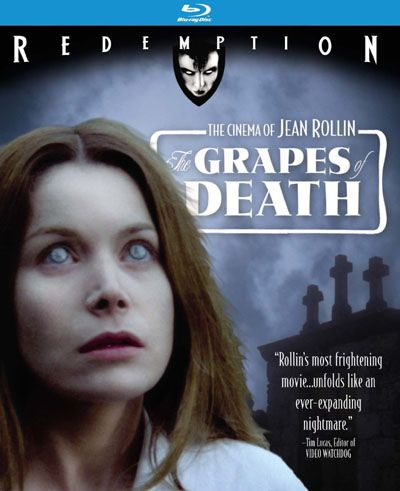 Grapes of Death (Blu-ray)