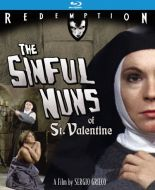 Sinful Nuns of St. Valentine, The (Blu-ray)