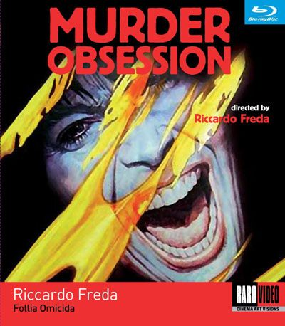 Murder Obsession (Blu-ray)