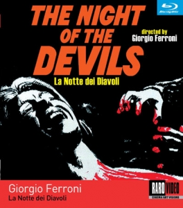 Night of the Devils (Blu-ray)