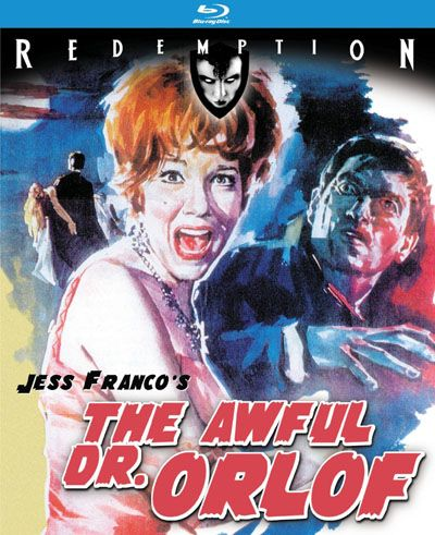 Awful Dr. Orlof, The (Blu-ray)