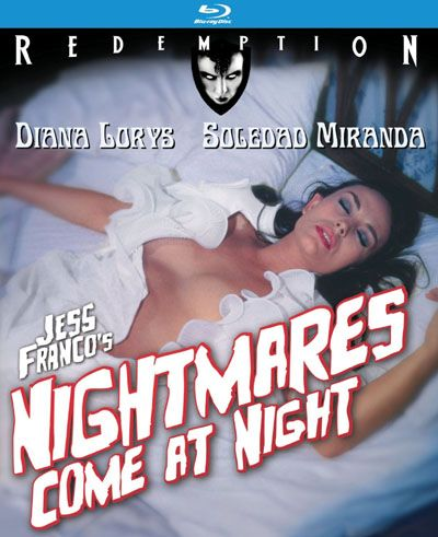 Nightmares Come At Night (Blu-ray)