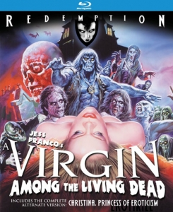 Virgin Among the Living Dead (Blu-ray)