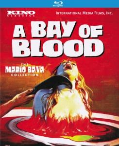 Bay of Blood, A (Blu-ray)