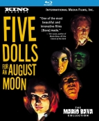 Five Dolls for an August Moon (Blu-ray)
