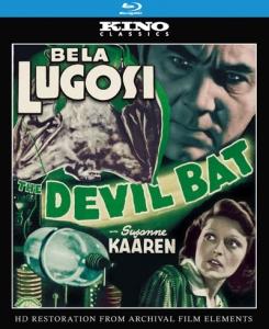 Devil Bat, The (Blu-ray)