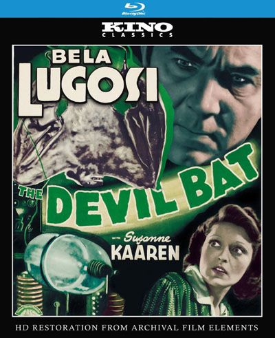Devil Bat, The (Blu-ray)