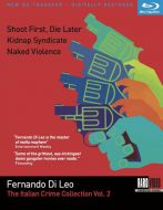 Fernando Di Leo Crime Collection Vol. 2 (DVD)