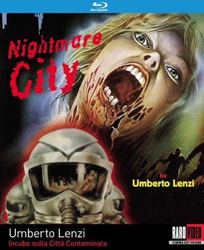Nightmare City (Blu-ray)