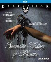 Successive Slidings of Pleasure (Blu-ray)