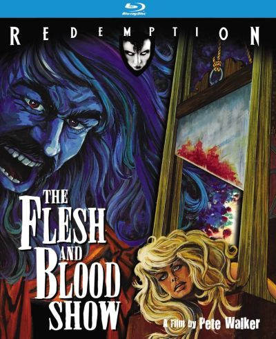Flesh and Blood Show, The (Blu-ray)