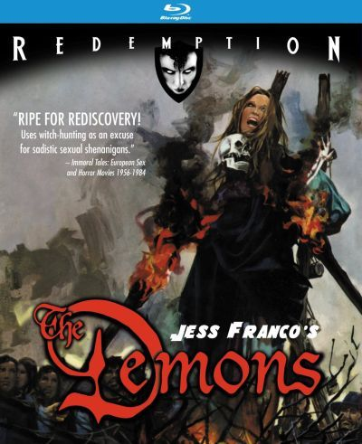 Demons, The (Blu-ray)