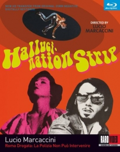 Hallucination Strip (Blu-ray)
