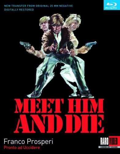 Meet Him and Die (Blu-ray)