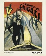 Cabinet of Dr. Caligari, The (Blu-ray)