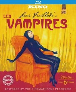 Les Vampires (Blu-ray)