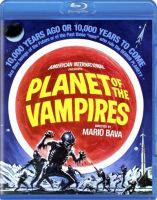 Planet of the Vampires (Blu-ray)