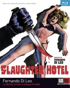 Slaughter Hotel  (Blu-ray)