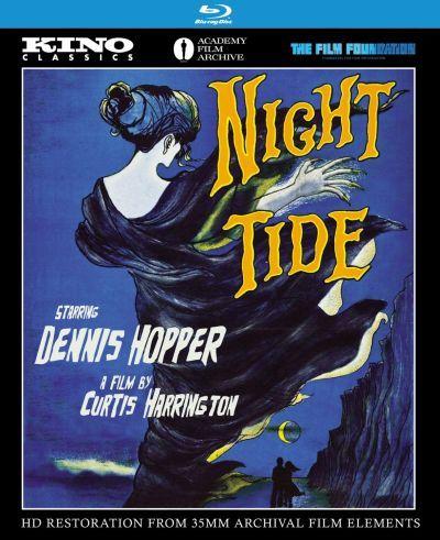 Night Tide (Blu-ray)