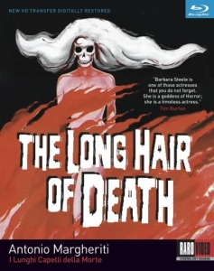 Long Hair of Death, The (Blu-ray)