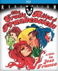 Erotic Rites of Frankenstein, The (Blu-ray)