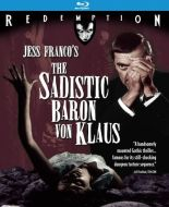 Sadistic Baron Von Klaus, The (Blu-ray)