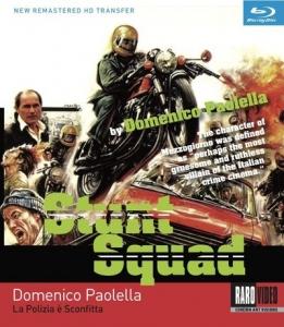 Stunt Squad (Blu-ray)