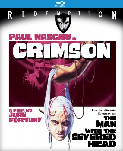 Crimson (Blu-ray)