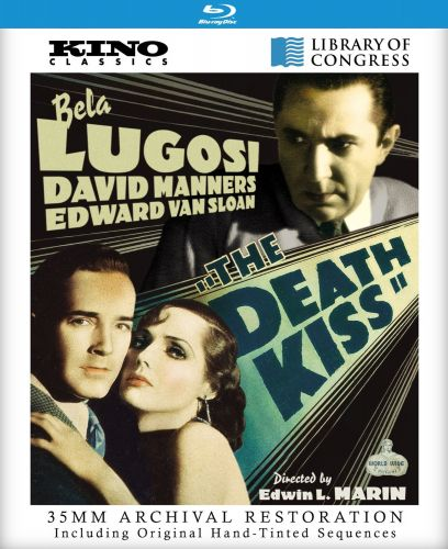Death Kiss, The (Blu-ray)