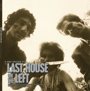 Last House on the Left (Digipak CD edition)