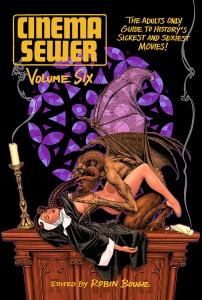 Cinema Sewer Volume Six (PRE-ORDER)