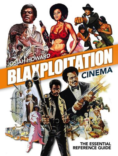 Blaxploitation Cinema (SIGNED BY AUTHOR)