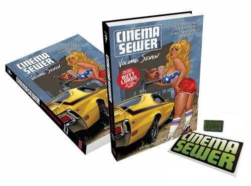 Cinema Sewer Volume 7 (Collectors Pack PRE-ORDER)
