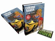 Cinema Sewer Volume 7 (Sticker Double Pack PRE-ORDER)